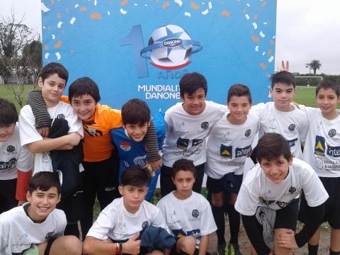2017: Mundialito Danone