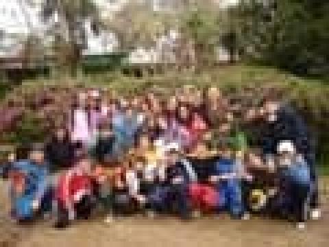 2010: Campamento quinto año