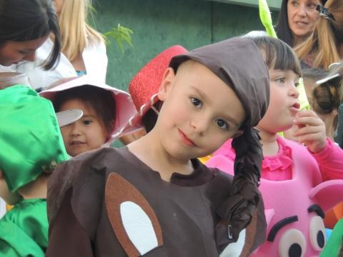 2017: Fiesta de Educación Inicial (Turno Matutino)