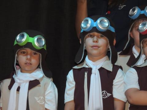 2017: Fiesta de Educación Inicial (Turno Vespertino)