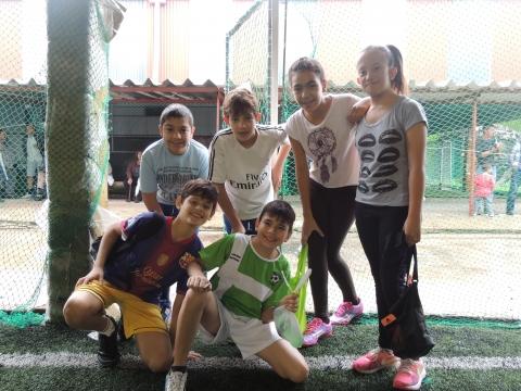 2016: Escuela de Deportes (II)