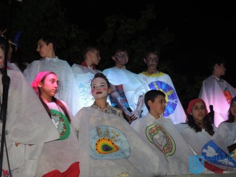 2016: Muestra académica de Historia y Arte (turno vespertino)