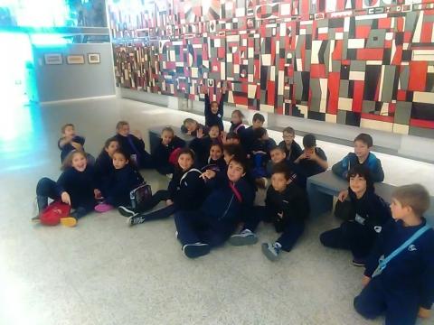 2016: 4° visitó el Museo Gurvich