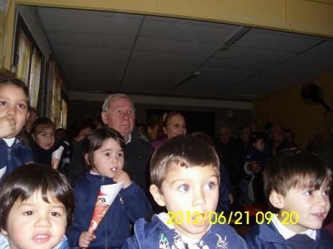 2012: Ed. Inicial Dia de los abuelos