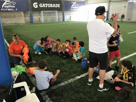 2017: ·¡Comenzó el fútbol!